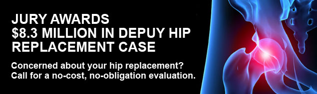 DePuy Hip Replacement Case