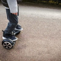 Kid-on-a-hoverboard