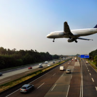Plane lands on freeway.jpg.crdownload